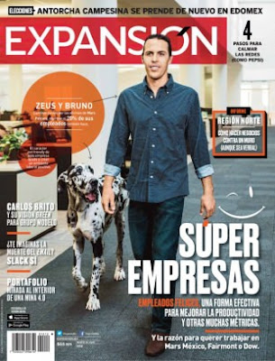 Revista Expansión México - 15 Mayo 2017