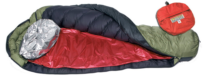 Winter Warmer Vapor Barrier Liners For Sleeping Bags