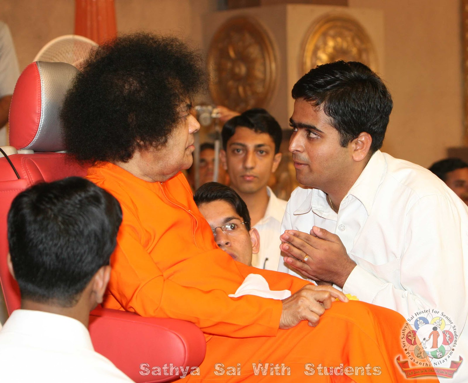 Sathya Sai with Students: Our Wonderful Lord - By Dr  S