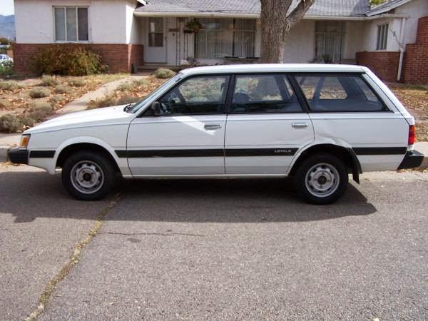 1994 Subaru Loyale 4WD Station Wagon | Auto Restorationice