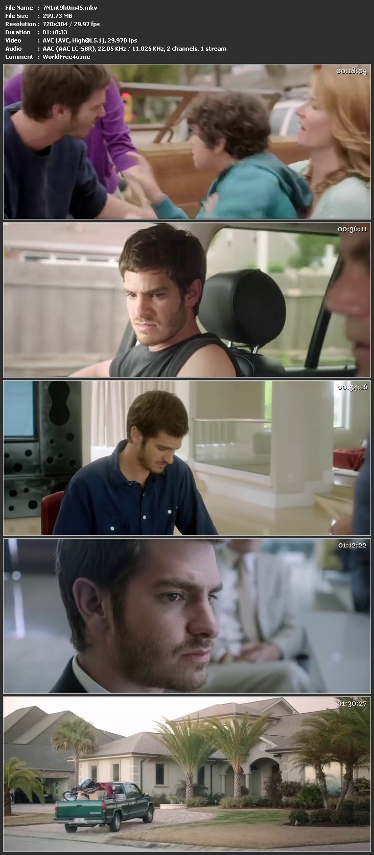 Screen Shot Of 99 Homes 2014 Full Movie Download Free Watch Online 300MB