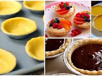Cara Mudah Membuat Kue Pie Yang Paling Enak dan Renyah