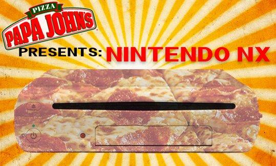 La comunidad de gamers se vuelve loca: ¿Papa John's Pizza anunciando NX?, seguramente será no