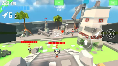 rocket shock 3d apk