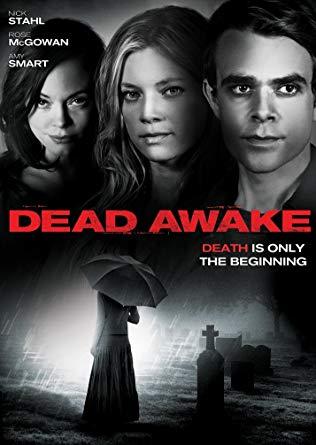 Dead Awake 2010 Dual Audio Hindi 720p BluRay 600MB