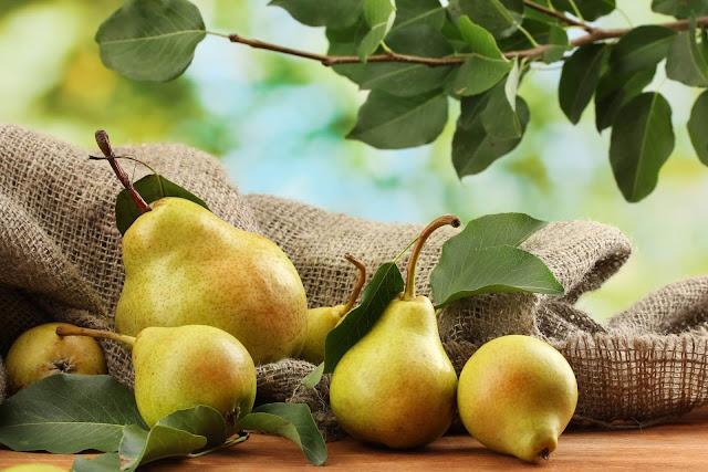 فائدة فوائد الكمثري للبشرة والشعر Benefits+of+pears.jp