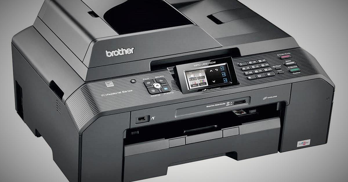 Descargar Controlador Para Impresora Brother Mfc J5910dw