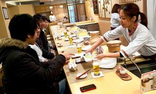 Female Sushi Chefs