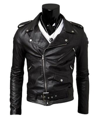 Gambar Jaket Kulit Ramones