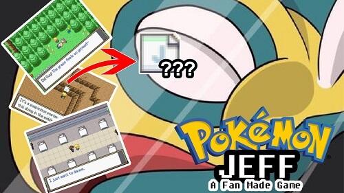 Pokemon Jeff