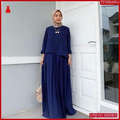 UTM101I53 Baju Indah Muslim Maxi UTM101I53 065 | Terbaru BMGShop