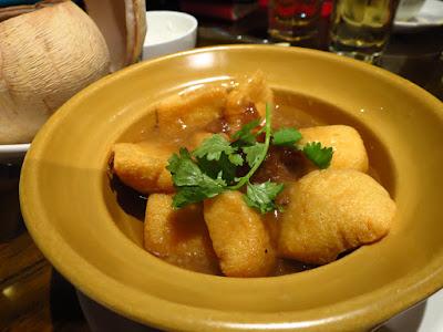 Soup Restaurant (三盅兩件), tofu