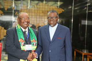 Southern African liberation politics