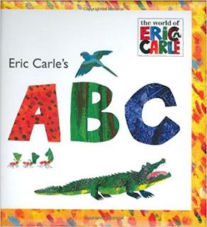 Eric Carle alphabet book
