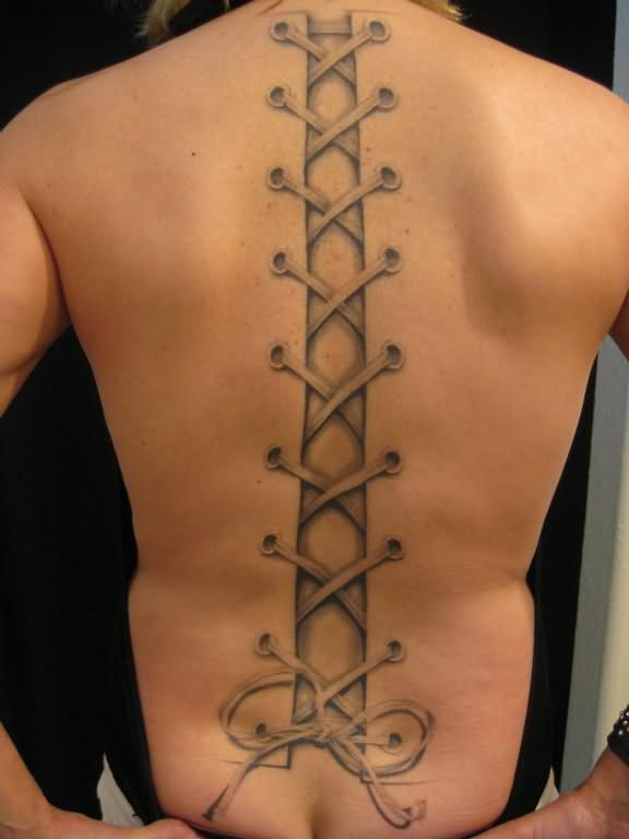 Corset Tattoos