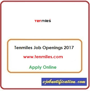 Tenmiles Hiring Freshers Python Developer Jobs in Chennai Apply Online