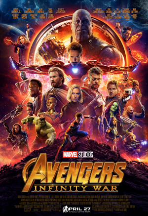 Download Film Avengers: Infinity War (2018)