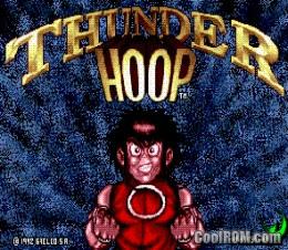 Thunder Hoop - ROM MAME - Arcade (Fliperama)