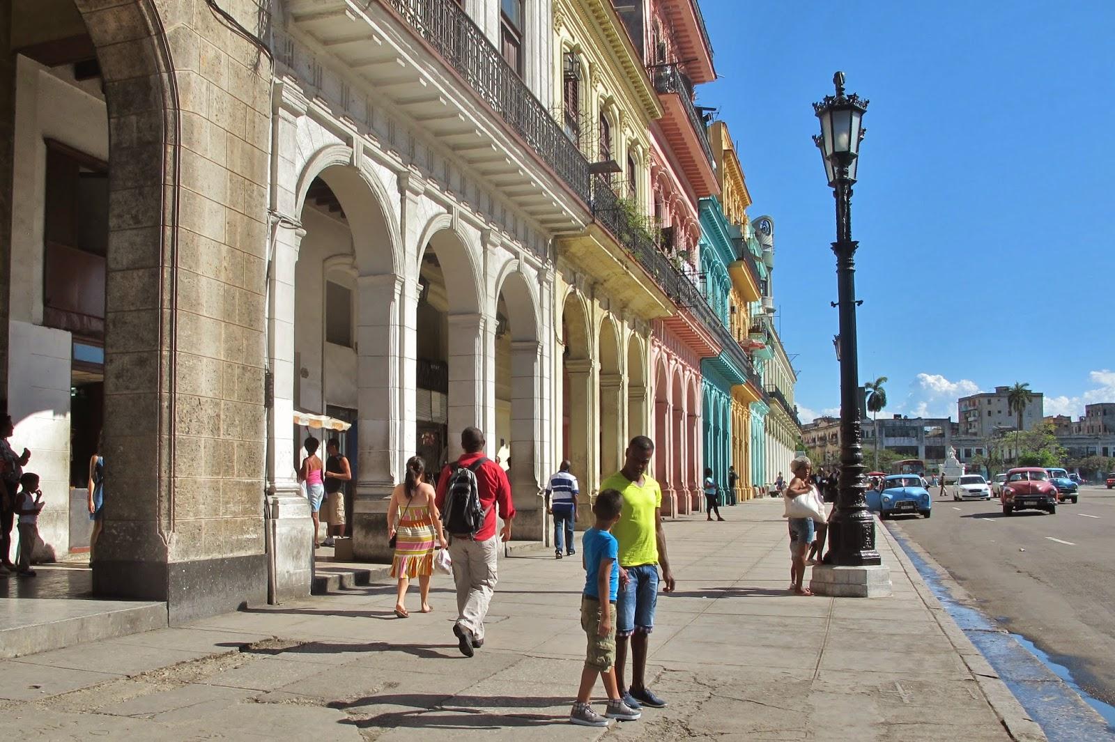 Havana, a chegada em Cuba