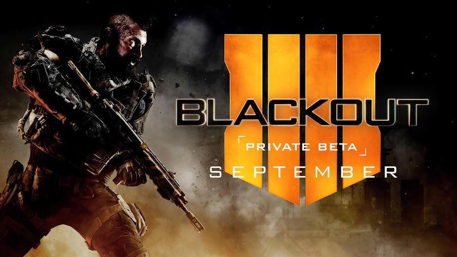 call of duty black ops 4 private blackout beta