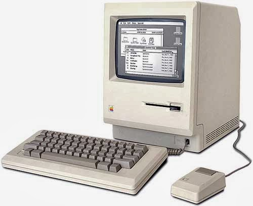 macintosh 1984 apple