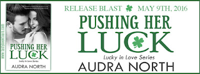 Pushing Her Luck Release Day Blast!
