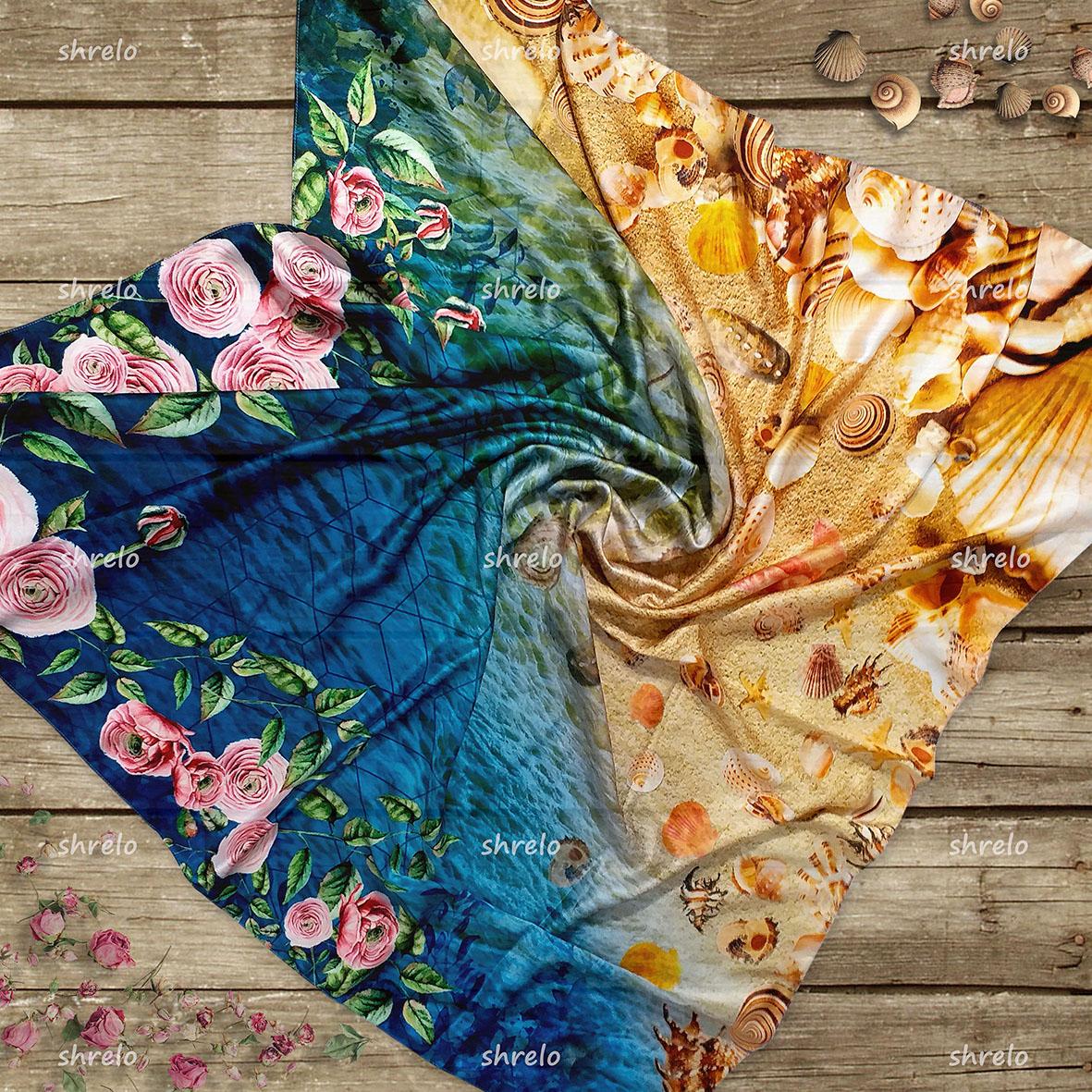 Shrelo Print Tekstil: Cara Membuat Hijab Printing, Jilbab Custom