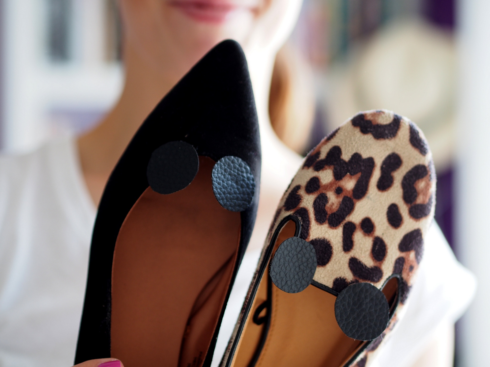 DIY: mickey mouse shoes // disney inspiration