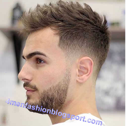 4 New Man Fashion: Top Mens Hairstyles And Cool Haircuts for ...
