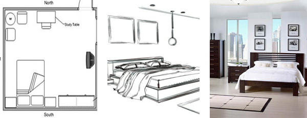 Bedroom Layouts