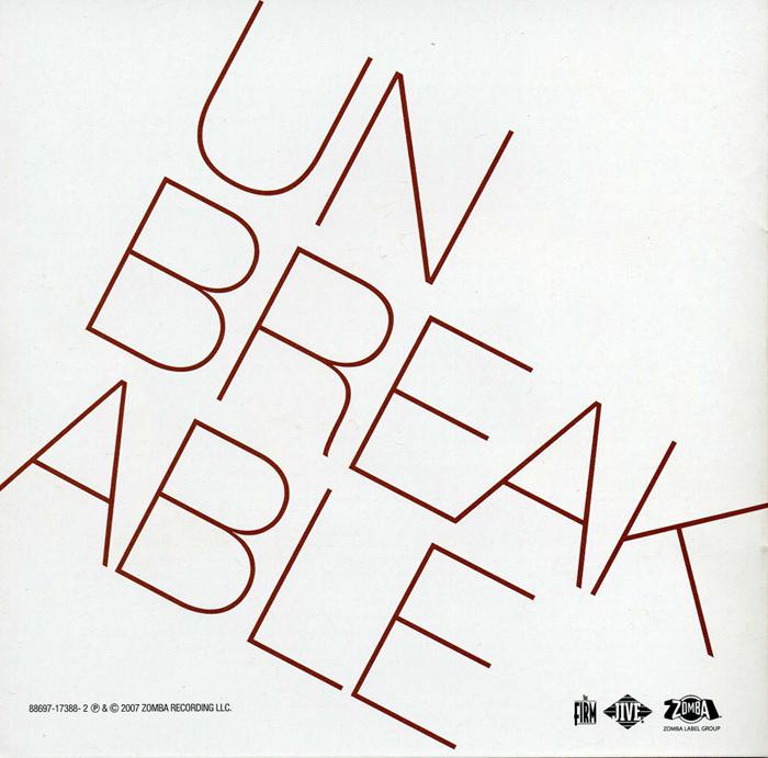 BSBINDIA FAN SITE: BACKSTREET BOYS UNBREAKABLE CD COVERS