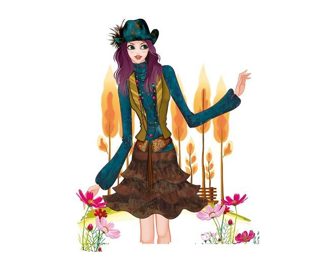 Imagenes chicas jovenes para imprimir | Imagenes y dibujos para imprimir