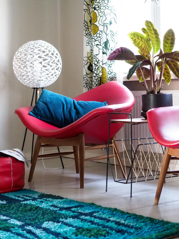 Asko Marketta tuolit, 50-luku, 60-luku