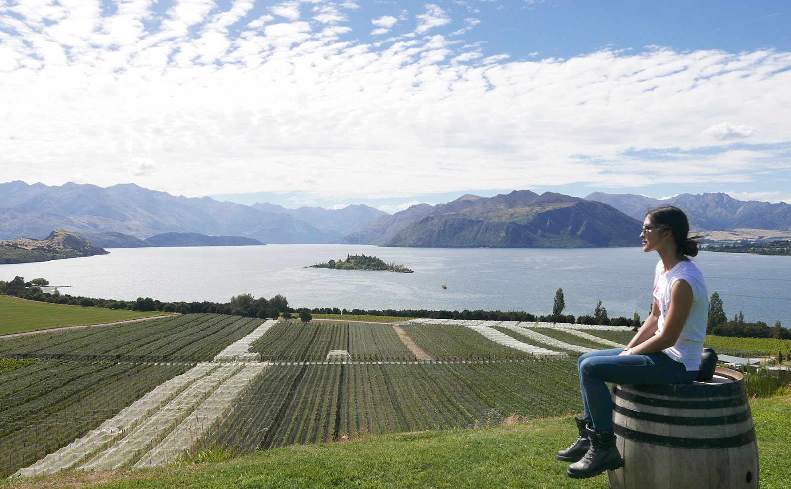 Euriental | luxury travel & style | Wanaka Rippon Vineyard, New Zealand