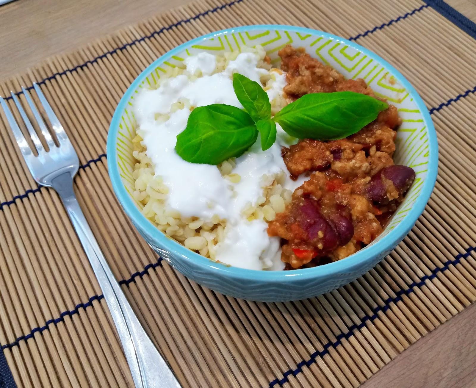 chili con carne najlepszy przepis