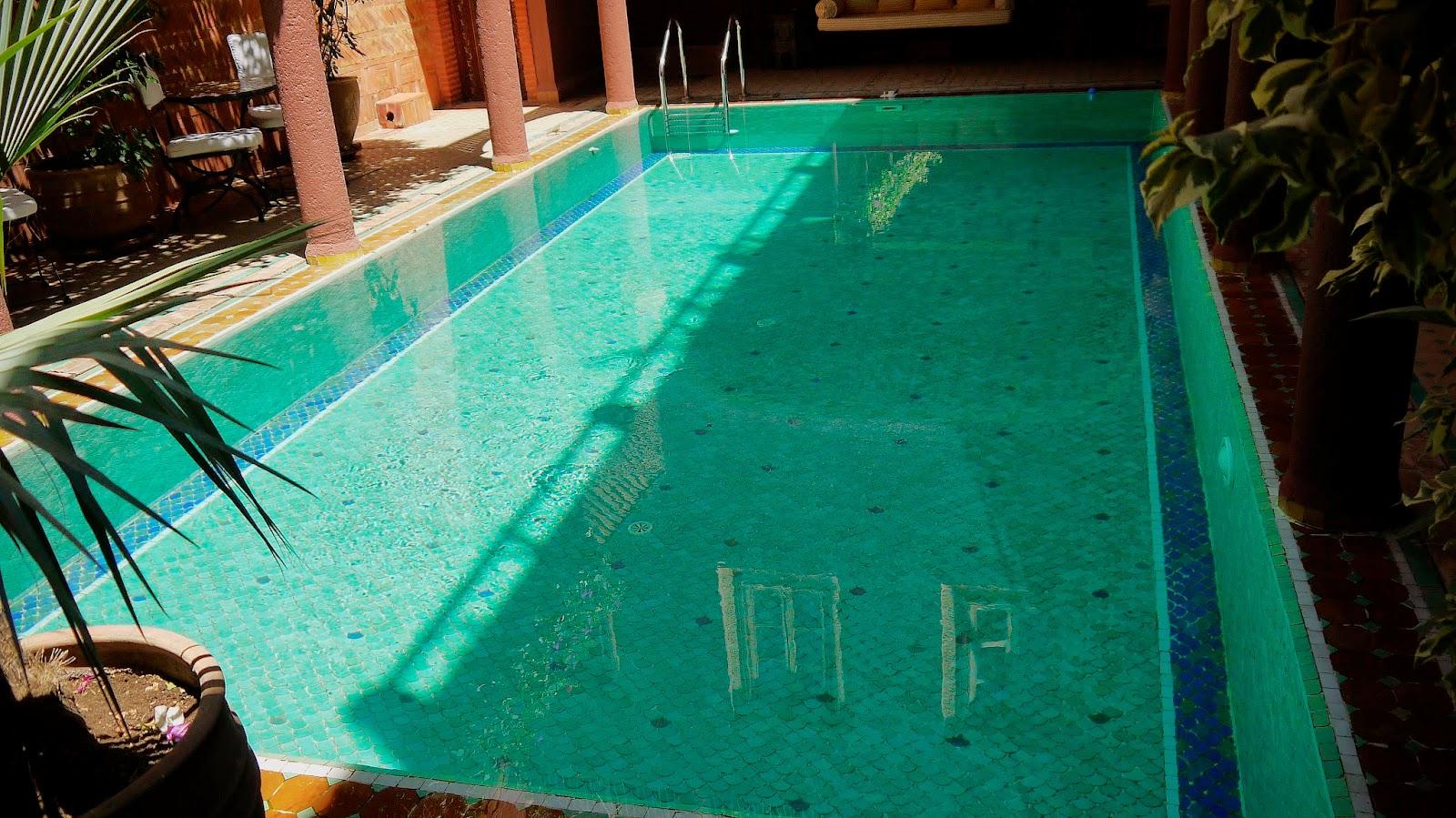 Swimming Pool Riad Noga Marrakesh