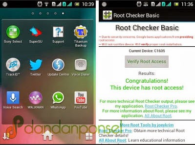 Cara Root HandPhone Android
