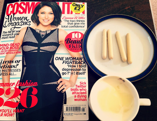 Sundays Featuring Cosmopolitan and Chocolate