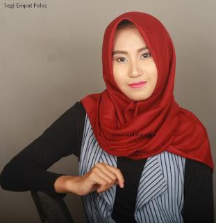 jilbab simple polos