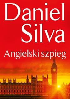 """""""Angielski szpieg""""- Daniel Silva"""