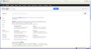 Pengamatan Keyword SDPPI Di Google