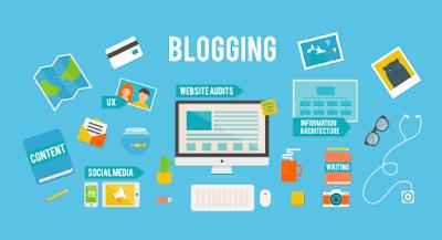 Strategi Pemasaran Dengan Ngeblog