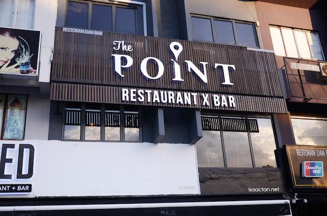 The Point Restaurant & Bar @ Damansara Heights, Kuala Lumpur