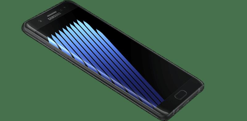 لماذا انفجرت بطاريات هاتف Samsung Galaxy Note 7 ؟
