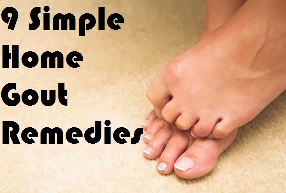 Help For Gout Natural Remedies
