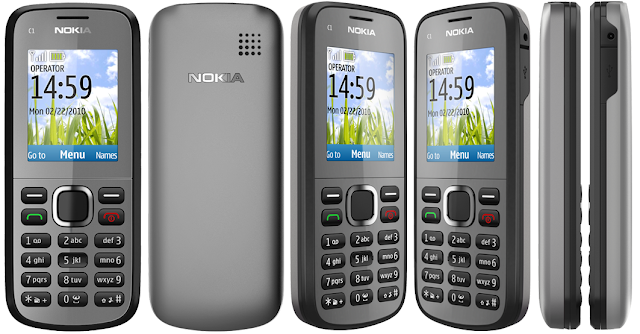 Nokia C1-02 (RM-643) Latest Flash File/Firmware Download ...