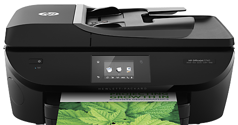 HP Officejet 5740 Drivers for Windows and MAC   Support HP Driver