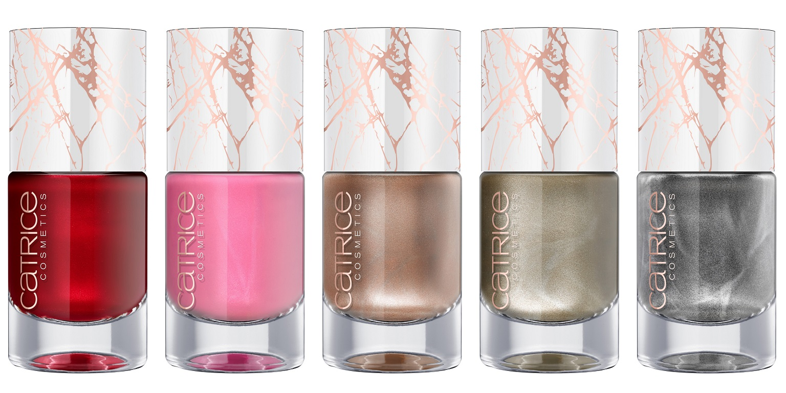Metallure by CATRICE – Ultimate Nail Lacquer