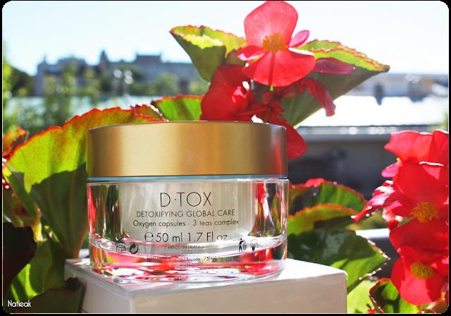 Auriège soin global détoxifiant D-TOX