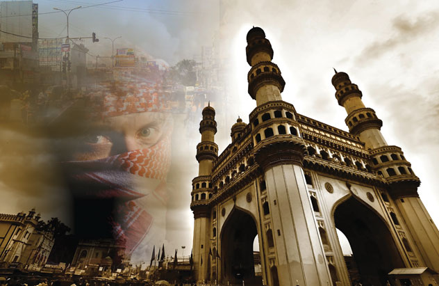 Hard core ISIS men send shivers in Hyderabad